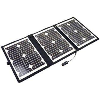 Wagan 30 watt solar charger